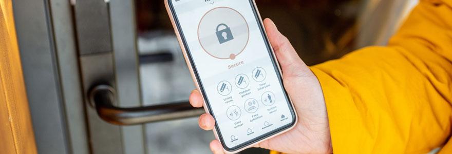 Téléphone sécurisée
